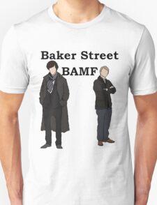 Baker Street BAMF T-Shirt