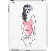 Dead Beauty iPad Case/Skin