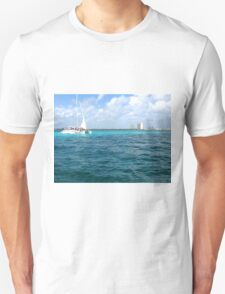 En route to Isla Mujeres, Mexico, 2012 T-Shirt