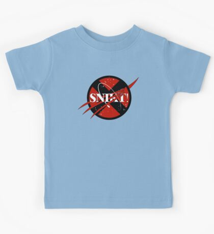 The Right Stuff, Bub! (Buckle colours) Kids Tee