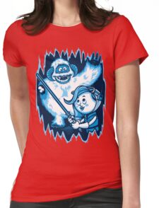 Planet of the Misfit Rebels Womens Fitted T-Shirt