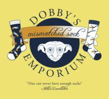 Dobby's Mismatched Sock Emporium Kids Clothes
