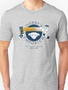 Dobby's Mismatched Sock Emporium T-Shirt