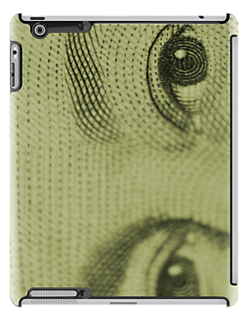 Eyes are on this iPad Case! by Steve