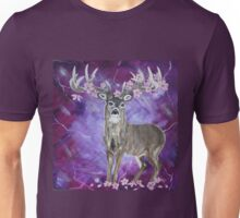Stag in the woods Unisex T-Shirt