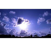 Sky Canvas XRF Photographic Print