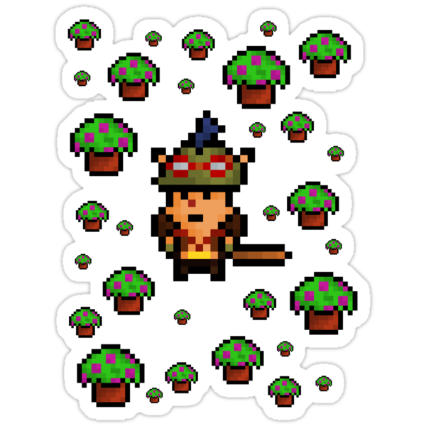 Teemo, The Shrooming Pixel by Pixel-League