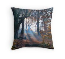 Chevin Forest Park #2 Throw Pillow