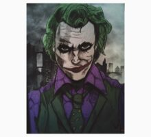 Joker Sketch by THSWESSEL