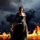 Fire Walk With Me by Dana Pomeroy