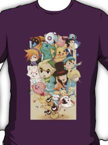 Nintendo Box Explosion! T-Shirt