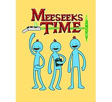 Meeseeks Time Photographic Print