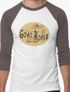 Goat Roper Men's Baseball ¾ T-Shirt