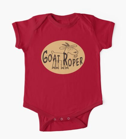 Goat Roper One Piece - Short Sleeve