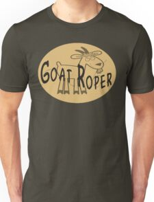 Goat Roper Unisex T-Shirt
