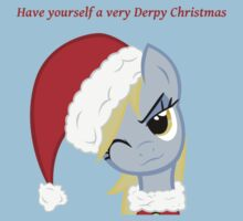 Have yourself a very Derpy christmas Kids Clothes