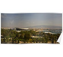 Peace and Friendship Stadium Poster