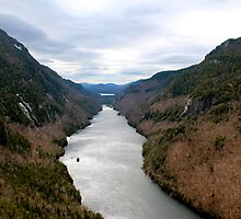 Lower Ausable Lake by EvanWilliams