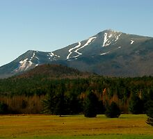 Whiteface Mountain by EvanWilliams