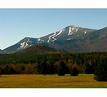 Whiteface Mountain Photographic Print