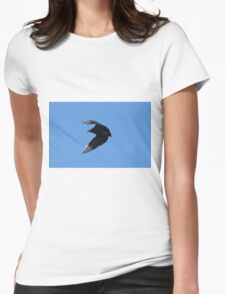 Concave Womens Fitted T-Shirt
