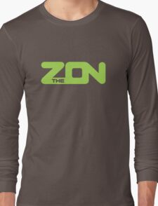 ZON classic (lime ink) Long Sleeve T-Shirt