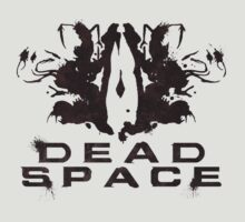 Dead Space - Ink Blots by QuestionSleepZz