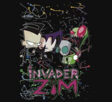Invader Zim Group by Andaimaru