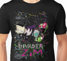 Invader Zim Group Unisex T-Shirt