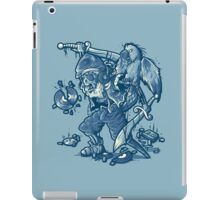 BOOTLEG HUNTER iPad Case/Skin