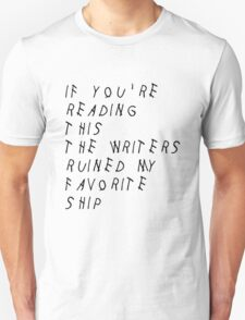 We've ALL Been There T-Shirt