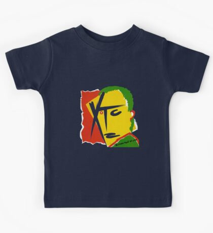 XTC Drums and Wires Kids Tee