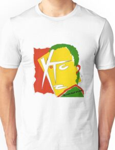 XTC Drums and Wires Unisex T-Shirt