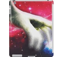We Learned Our Answers Weren't In The Skies  iPad Case/Skin