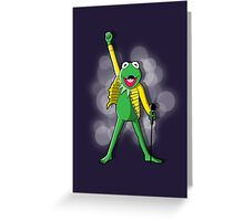Kermit Mercury Greeting Card