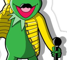 Kermit Mercury Sticker