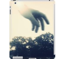 When It Happened, None Were Ready  iPad Case/Skin