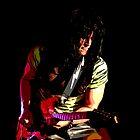 Guitar Player Shredding by Docharmony