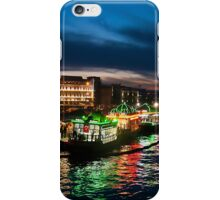 Bosphorus nightscape iPhone Case/Skin