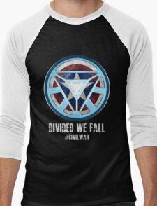 Civil War  Men's Baseball ¾ T-Shirt