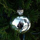 Christmas Self Portrait by Jess Meacham