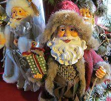Here comes santa by Randomshots68