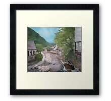 Summer in Tennessee Framed Print