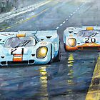 Porsche 917 The Legend by Yuriy Shevchuk