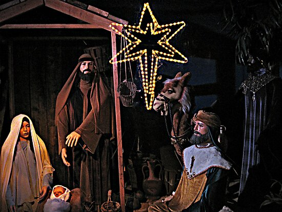 He Is The Reason For The Season by Jane Neill-Hancock