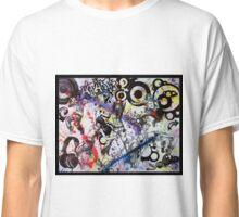 Hip Hop_ color Classic T-Shirt