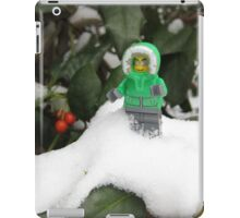 LEGO Mini Eskimo in Holly  iPad Case/Skin