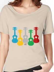 Just Ukuleles Women's Relaxed Fit T-Shirt