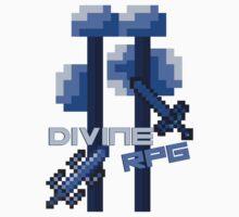 DivineRPG: Arcana Plants & Tools Kids Tee
