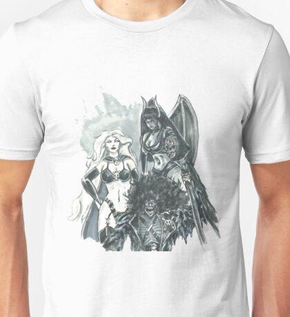 Chaos Trinity Unisex T-Shirt